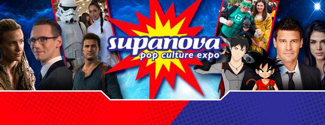 Supanova Pop Culture Industries
