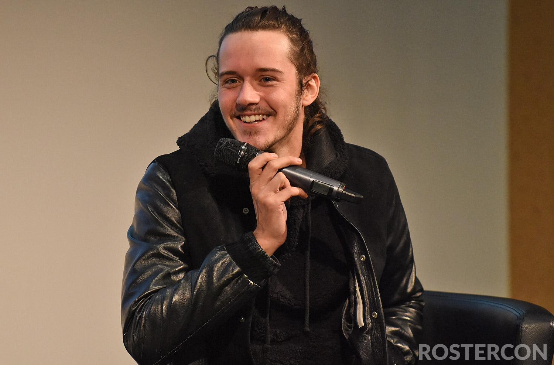 Panel César Domboy - The Land Con - Outlander