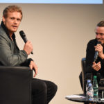 César Domboy & Sam Heughan - The Land Con - Outlander