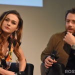 Panel Sophie Skelton & Richard Rankin - Outlander - The Land Con