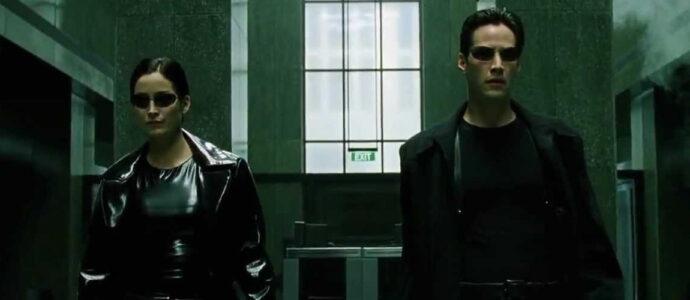Matrix 4 : Keanu Reeves ne serait pas contre