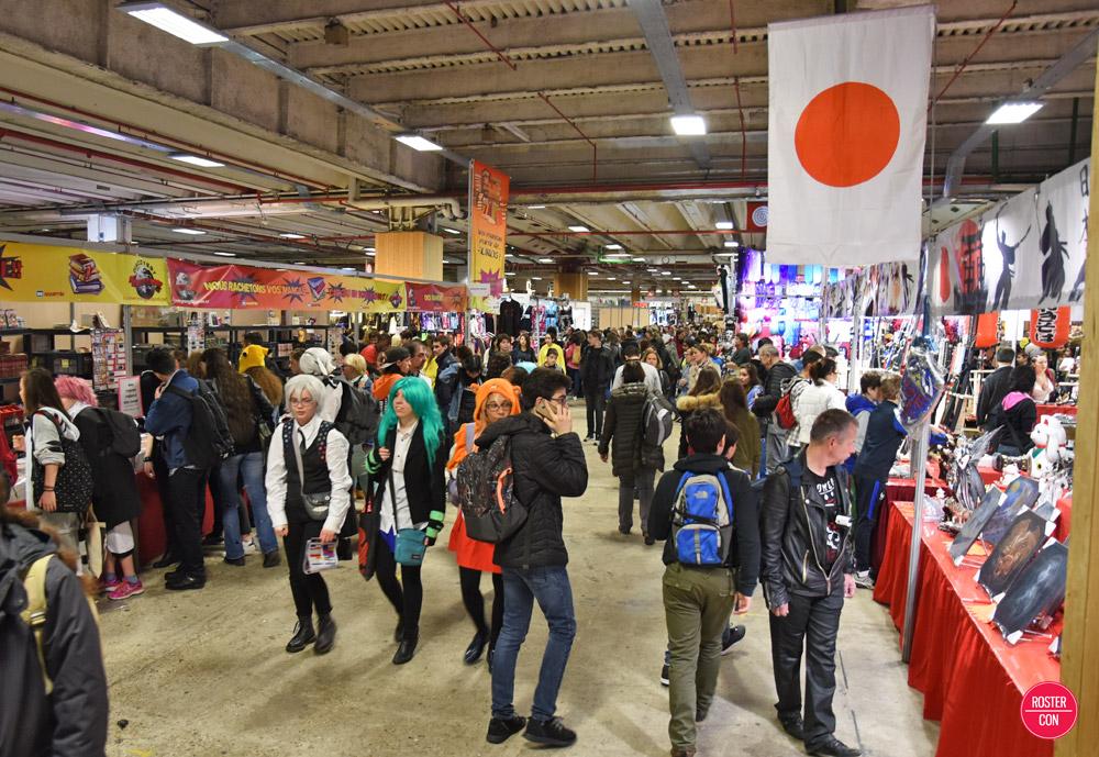 En immersion à la 23e édition de Paris Manga & Sci-Fi Show
