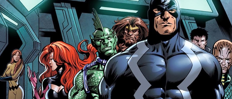 The Inhumans : de nouveaux acteurs annoncés au casting