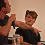 Ryan Kelley & Froy Gutierrez - Wolfies In Paris - Teen Wolf