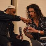 Khylin Rhambo & Melissa Ponzio - Wolfies In Paris - Teen Wolf