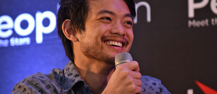 Panel Osric Chau - DarkLight Con 2 - Supernatural