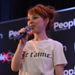 Panel Ruth Connell - DarkLight Con 2 - Supernatural