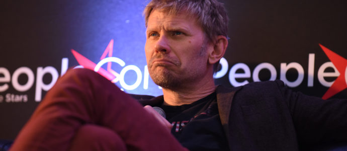 Panel Mark Pellegrino - DarkLight Con 2 - Supernatural