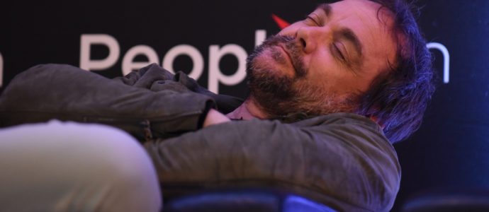 Panel Mark Sheppard - DarkLight Con 2 - Supernatural