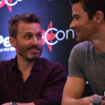 Panel Rob Benedict & Matt Cohen - Supernatural - DarkLight Con 2