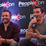 Panel Rob Benedict & Matt Cohen – Supernatural – DarkLight Con 2