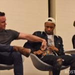 Ryan Kelley, Khylin Rhambo, Froy Gutierrez - Wolfies In Paris - Teen Wolf