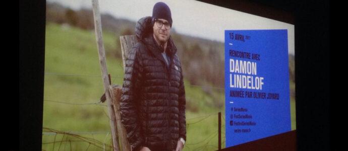 Séries Mania : compte-rendu de la masterclass de Damon Lindelof