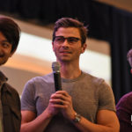 Opening Ceremony - Osric Chau, Matt Cohen & Rob Benedict - Supernatural - DarkLight Con 2