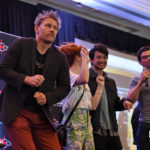 Opening Ceremony - Mark Pellegrino, Ruth Connell, Osric Chau, Matt Cohen - Supernatural - DarkLight Con 2