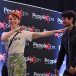 Opening Ceremony - Ruth Connell & Osric Chau - Supernatural - DarkLight Con 2