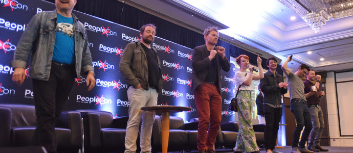 Supernatural : The cast invites you to DarkLight Con 3