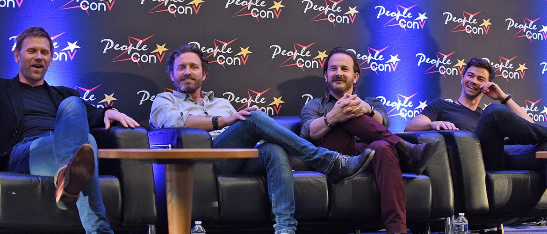 DarkLight Con : la convention Supernatural débute dans la bonne humeur