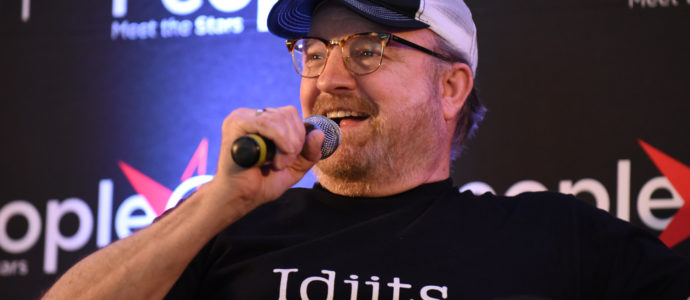 Panel Jim Beaver – Supernatural – DarkLight Con 2