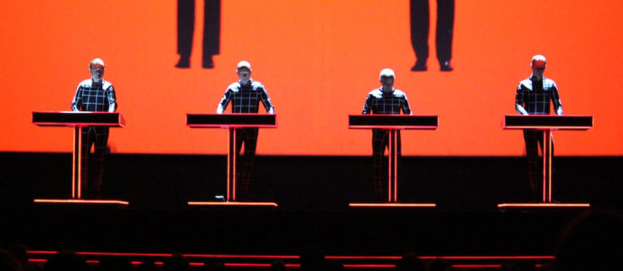 Kraftwerk : un DVD/Blu-Ray et un album live pour la tournée 3D