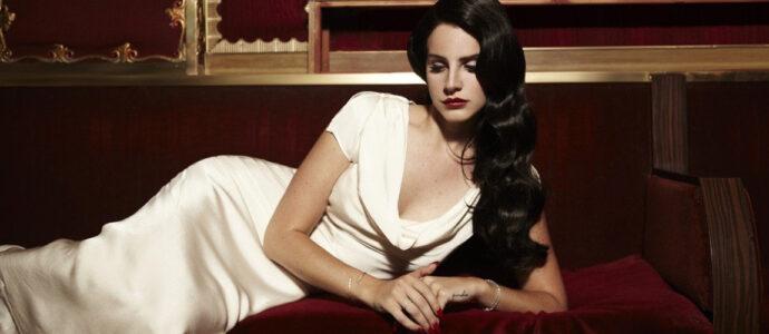 Lana Del Rey dévoile la pochette de son nouvel album