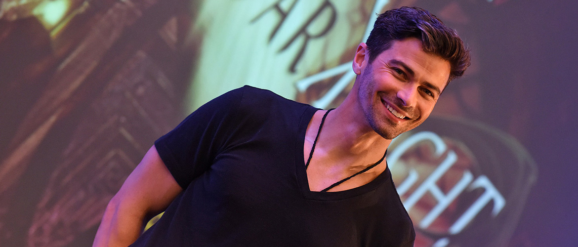 darklight con questions r ponses avec matt cohen premier fan de supernatural roster con. Black Bedroom Furniture Sets. Home Design Ideas