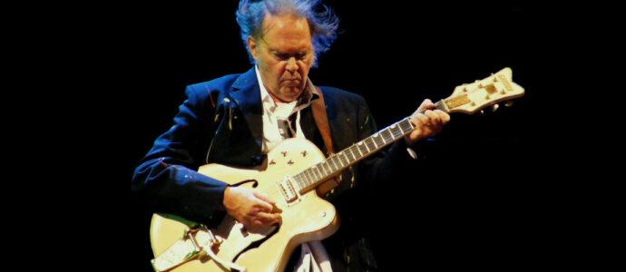 Neil Young lance sa plateforme de streaming, Xstream