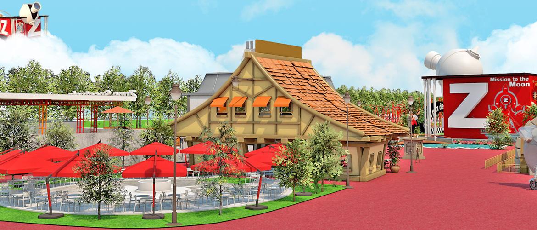 Spirou aura son propre parc d'attractions en 2018