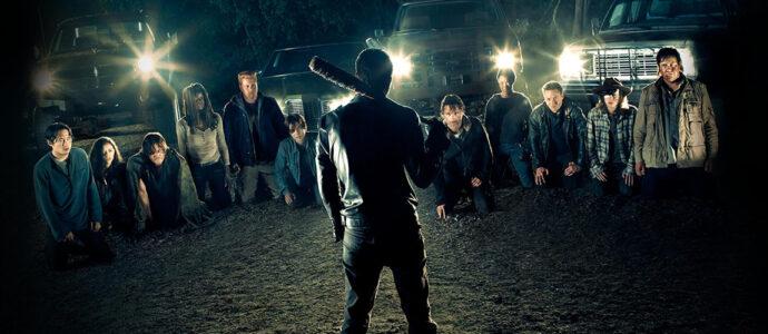 The Walking Dead : une convention à Paris en 2018