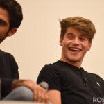 Froy Gutierrez & Tyler Posey - Wolfies In Paris - Teen Wolf