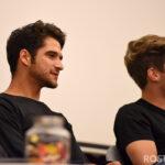 Tyler Posey & Froy Gutierrez - Wolfies In Paris - Teen Wolf