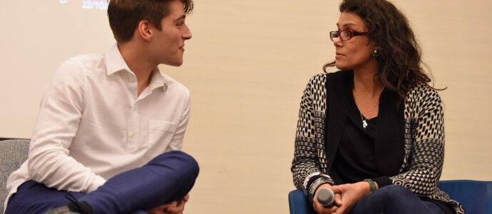 Froy Gutierrez & Melissa Ponzio - Wolfies in Paris - Teen Wolf