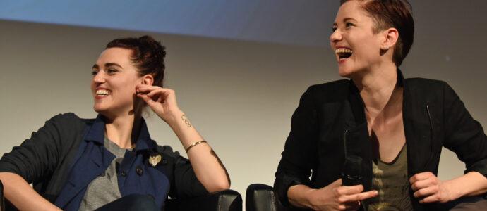 Panel Chyler Leigh, Jeremy Jordan & Katie McGrath - Supergirl - Heroes Assemble