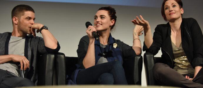 Panel Chyler Leigh, Jeremy Jordan & Katie McGrath – Supergirl – Heroes Assemble