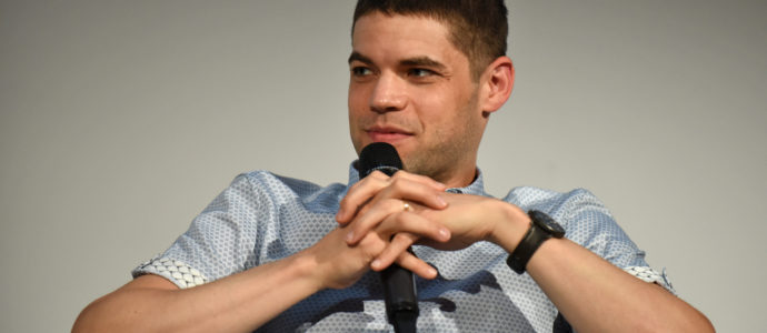 Q&A Chyler Leigh, Jeremy Jordan & Katie McGrath -Supergirl - Heroes Assemble
