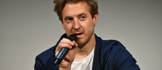 Q&A Willa Holland & Arthur Darvill - Arrow, Legends of Tomorrow - Heroes Assemble