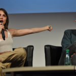 Panel Willa Holland & Arthur Darvill - Legends of Tomorrow, Arrow - Heroes Assemble