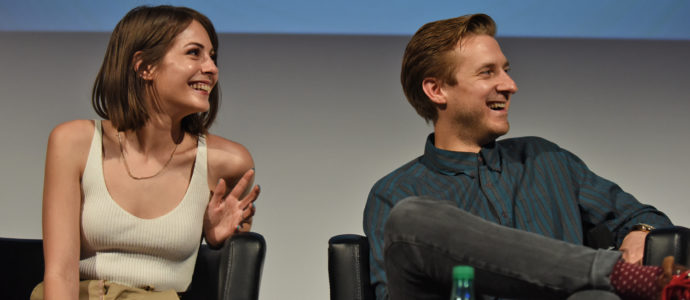 Panel Willa Holland & Arthur Darvill – Legends of Tomorrow, Arrow – Heroes Assemble