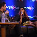 Casey Cott & Vanessa Morgan - Rivercon - Convention Riverdale