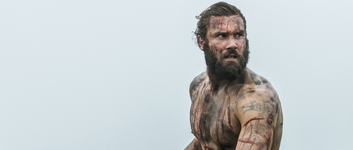 Vikings : Clive Standen sera à la convention From Midgard to Valhalla