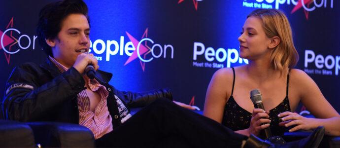 Cole Sprouse & Lili Reinhart - Rivercon - Convention Riverdale