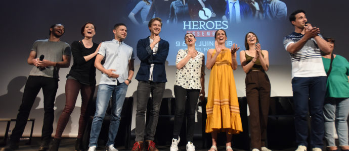 Heroes Assemble – Supergirl, Arrow, Iron Fist, Legends of Tomorrow, Marvel's Agents of S.H.I.E.L.D.