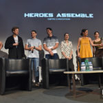 Heroes Assemble - Iron Fist, Legends of Tomorrow, Arrow, Supergirl, Marvel's Agents of SHIELD