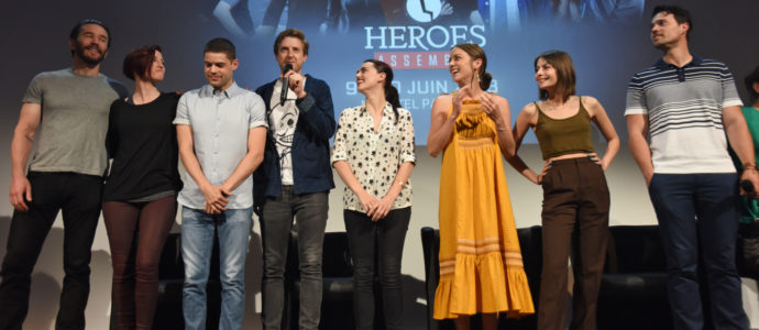 Heroes Assemble - Supergirl, Arrow, Iron Fist, Legends of Tomorrow, Marvel's Agents of S.H.I.E.L.D.