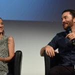 Q&A Jessica Stroup & Tom Pelphrey - Iron Fist - Heroes Assemble