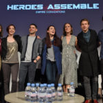 Heroes Assemble - Iron Fist, Arrow, Supergirl, Legends of Tomorrow