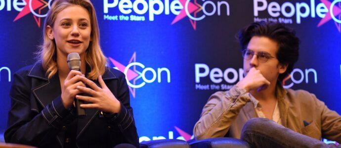 Lili Reinhart & Cole Sprouse - Rivercon - Convention Riverdale
