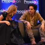 Lili Reinhart & Cole Sprouse - Rivercon - Convention Riverdale
