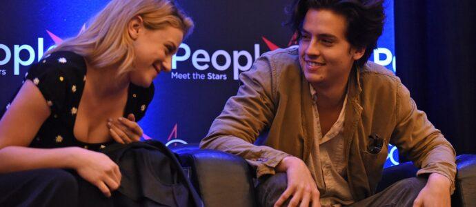 """Lili Reinhart : """"Cole (Sprouse) est un acteur très talentueux"""""""