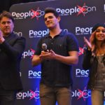 Lochlyn Munro, Casey Cott & Vanessa Morgan - Rivercon - Convention Riverdale